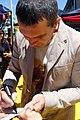 Antonio Banderas, Puss in Boots, 2011, Australia-2.jpg