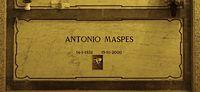 Antonio Maspes grave Milan 2015.jpg