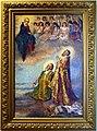 Antonio salvetti, la madonna appare ai santi gregorio e alberto (bozzetto), 1899.jpg