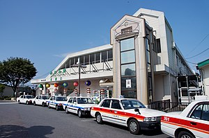 Aoimori Railway Misawa Station Misawa Aomori pref Japan03n.jpg