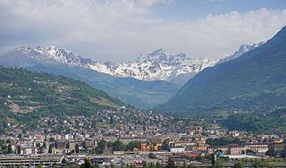 Aosta Comune in Aosta Valley, Italy