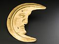 Apothecary's moon-shaped shop sign, Europe, 1701-1900 Wellcome L0058312.jpg