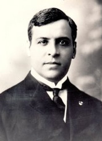 Aristides de Sousa Mendes - This was a picture from when he was about 20-30