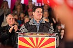Arizona Governor Doug Ducey Speaks At Prescott Election Eve Rally (45738773692).jpg