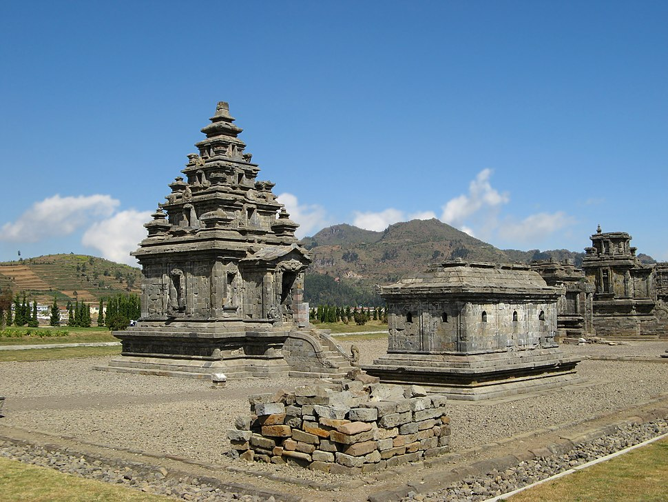 Arjuna Temple Group, Java 1151