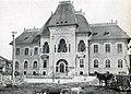 Armata 9 germana - Album foto - Focsani - Palatul administrativ.jpg