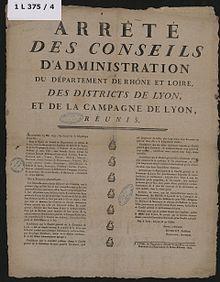 91d15e19 Soulèvement de Lyon contre la Convention nationale — Wikipédia