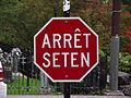 Arrêt - Seten - Wendake.JPG