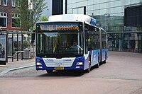 Arriva 253, Leeuwarden Ruiterskwartier (9733092270).jpg