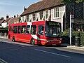 Arriva London North bus DWL49 (LF52 UOA), 20 September 2008 (2).jpg