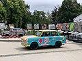 Art Liberty, From the Berlin Wall to Street Art, Bastogne.JPG
