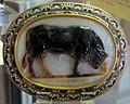 Arte romana, toro furioso, sardonice su I sec. ac.-I sec dc.JPG
