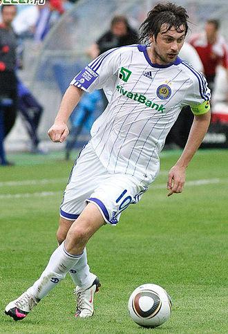2009–10 Ukrainian Premier League - Milevsky in 2010