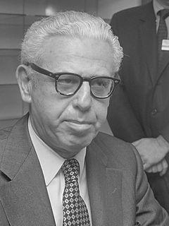Arthur Goldberg American statesman