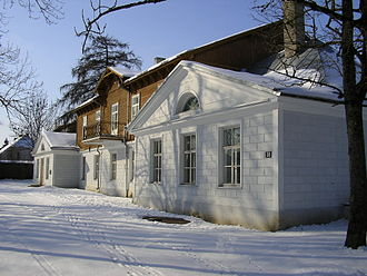 Aruküla manor - Aruküla manor house