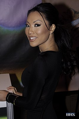 Asa Akira at AVN Adult Entertainment Expo 2016 (25571854091).jpg