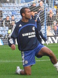 Ashley Cole i Chelsea