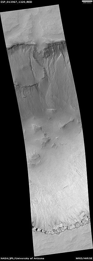 Asimov (crater) - Image: Asimov Crater
