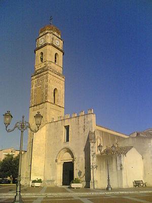 Assemini - Saint Peter parish