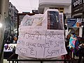 At Anti CAA NRC protests Shaheen Bagh a comparison between police brutality and the 2020 jnu attack.jpg