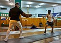 Athenaikos fencing club. Evening training.jpg