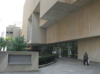 Atlanta–Fulton Public Library System - Atlanta Central Library