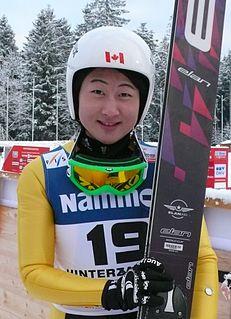 Atsuko Tanaka (ski jumper) Canadian ski jumper