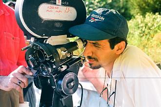 Arri - Arriflex camera is being used by Abolfazl Attar