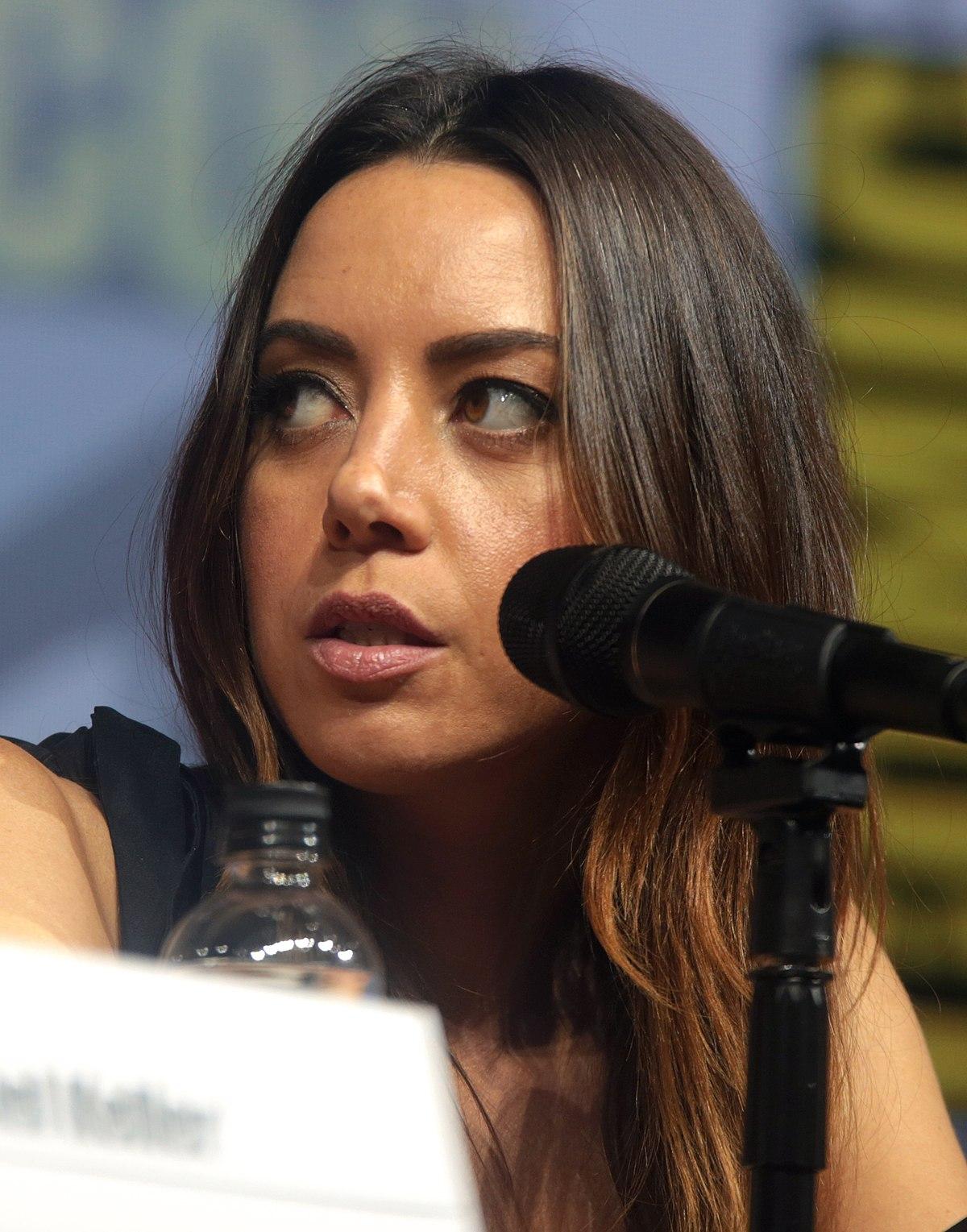Aubrey Plaza - Wikipedia