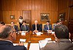 Audiência Ministro de Estado de Portugal (33470571030).jpg