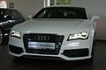 Audi A7 Sportback 3.0 TDI quattro S tronic Ibisweiß Front.JPG