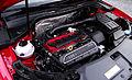 Audi RS Q3 Motorraum.JPG