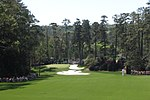 The 10th hole at Augusta National Golf Club in 2006