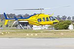 Ausjet-Heli Experiences (VH-TWO) Bell 206L-1 LongRanger at Wagga Wagga Airport.jpg