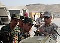 Australian Army Sergeant Teaches Afghan Nation Army Officers Artillery Setup (5085968708).jpg