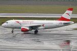 Austrian Airlines, OE-LDC, Airbus A319-112 (30619451604).jpg