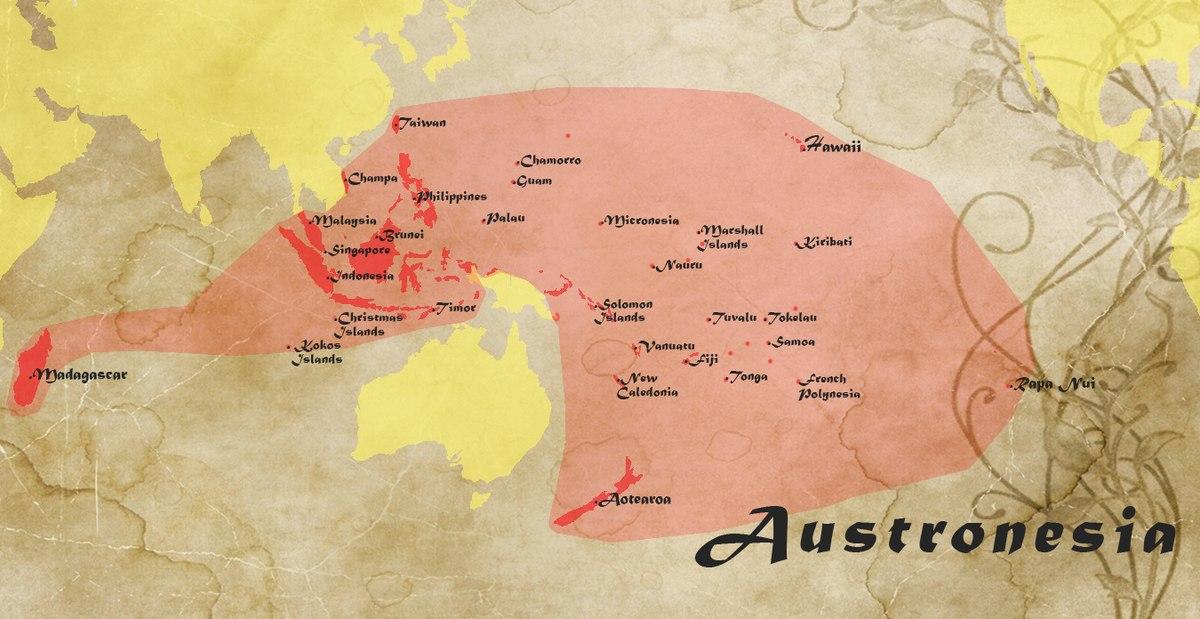 austronesia