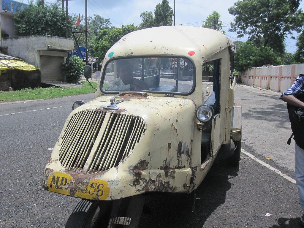 Mahindra Classic Car