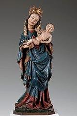 Piękna Madonna z Kazimierza