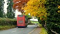 Autumn colour at Penyard House, 6 - geograph.org.uk - 3201316.jpg