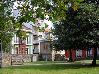 Avilés - Ferrera Park