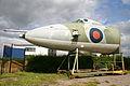 Avro Vulcan B2 nose (XM569) (6856400933).jpg