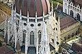 Az Országház kupolája a magasból.jpg