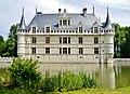 Azay-le-Rideaux Château d'Azay-le-Rideau Südseite 2.jpg