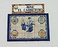 """Azulejo a José """"el Carretero"""".jpg"""