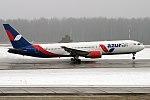 Azur Air, VQ-BSX, Boeing 767-306 ER (41120568062).jpg
