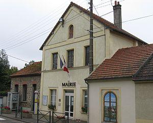 Azy-sur-Marne - The Town Hall