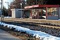 Bürmoos - Zehmemoos - Bahnhaltestelle Zehmemoos - 2019 02 17-17.jpg