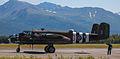 B-25 lumbering down the runway (7674517514).jpg