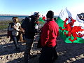 BBC Wales in Port Madryn. Argentina 06.JPG
